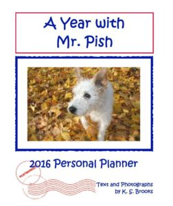 A Year with Mr Pish 2016 front cover comp
