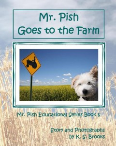 Mr Pish Goes to the Farm