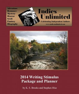 Writing Stimulus Package 2014 Front Cover