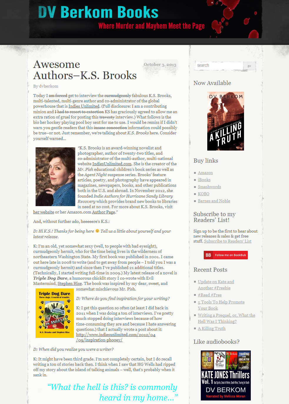 Awesome_Authors–K.S._Brooks_DV_Berkom_Books crop