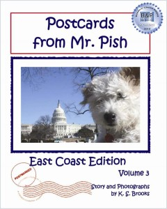 Postcards from Mr Pish East Coast Edition Award