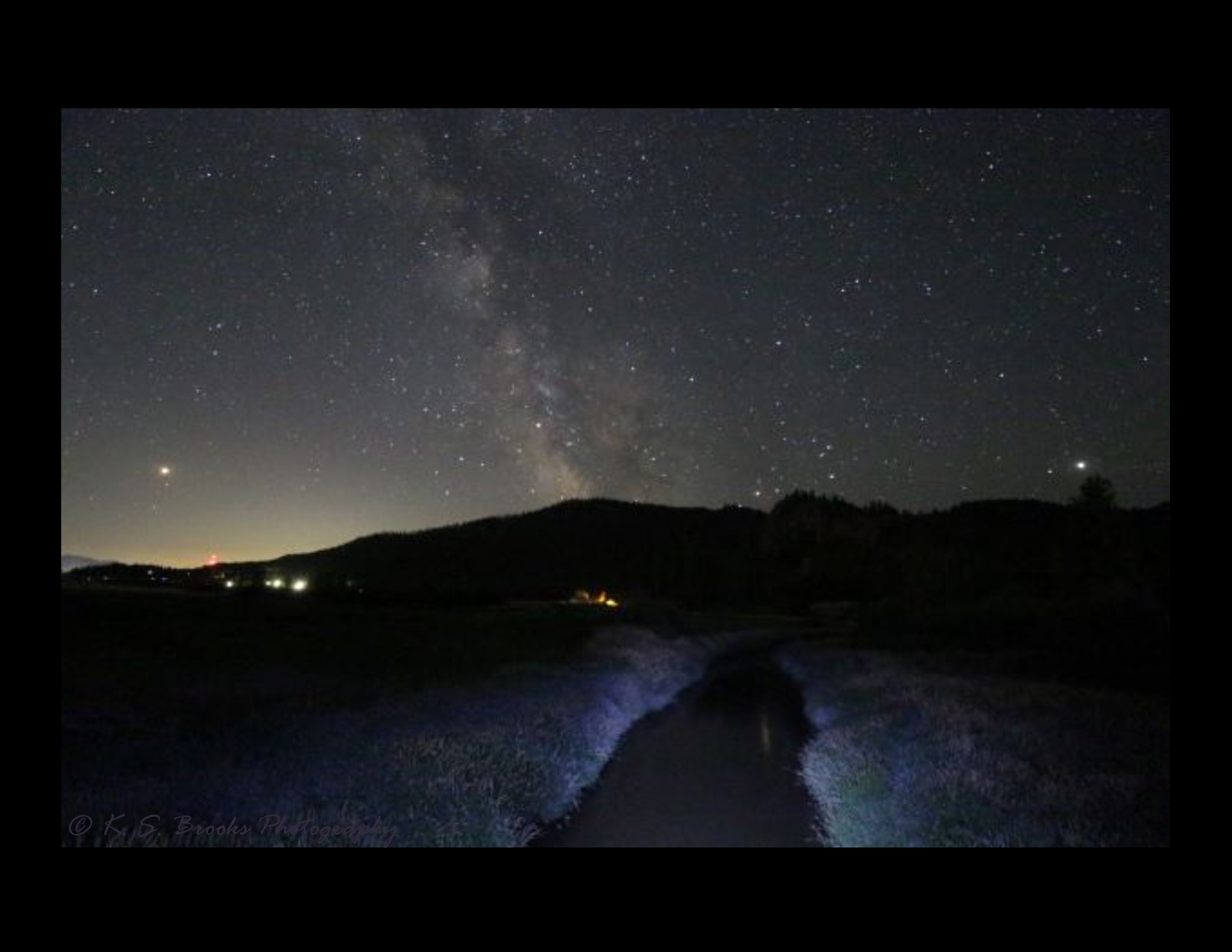 Milky Way over Colville River Chewelah 07122018 3L0A2022