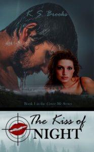Kiss of Night by KS Brooks web