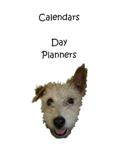 calendars and day planners