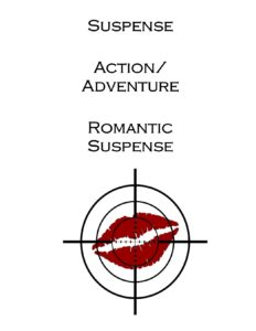 suspense action adventure romantic suspense