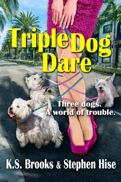 Triple Dog Dare romantic comedy
