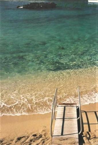 Cozumel dock 1998