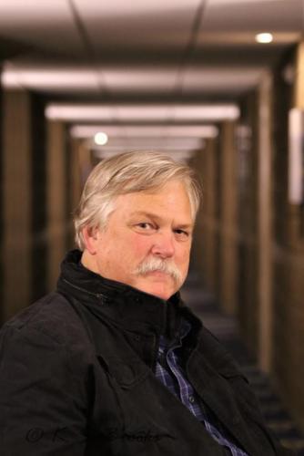 Mystery Author Steve Gill 2018