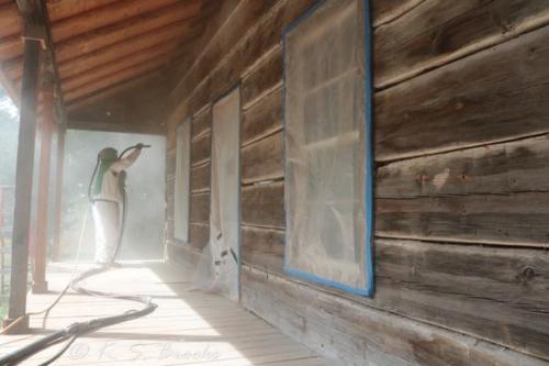 agency cabin renovation chewelah sept 2019